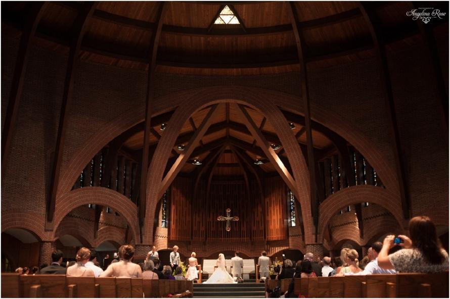 Saint anselm college wedding