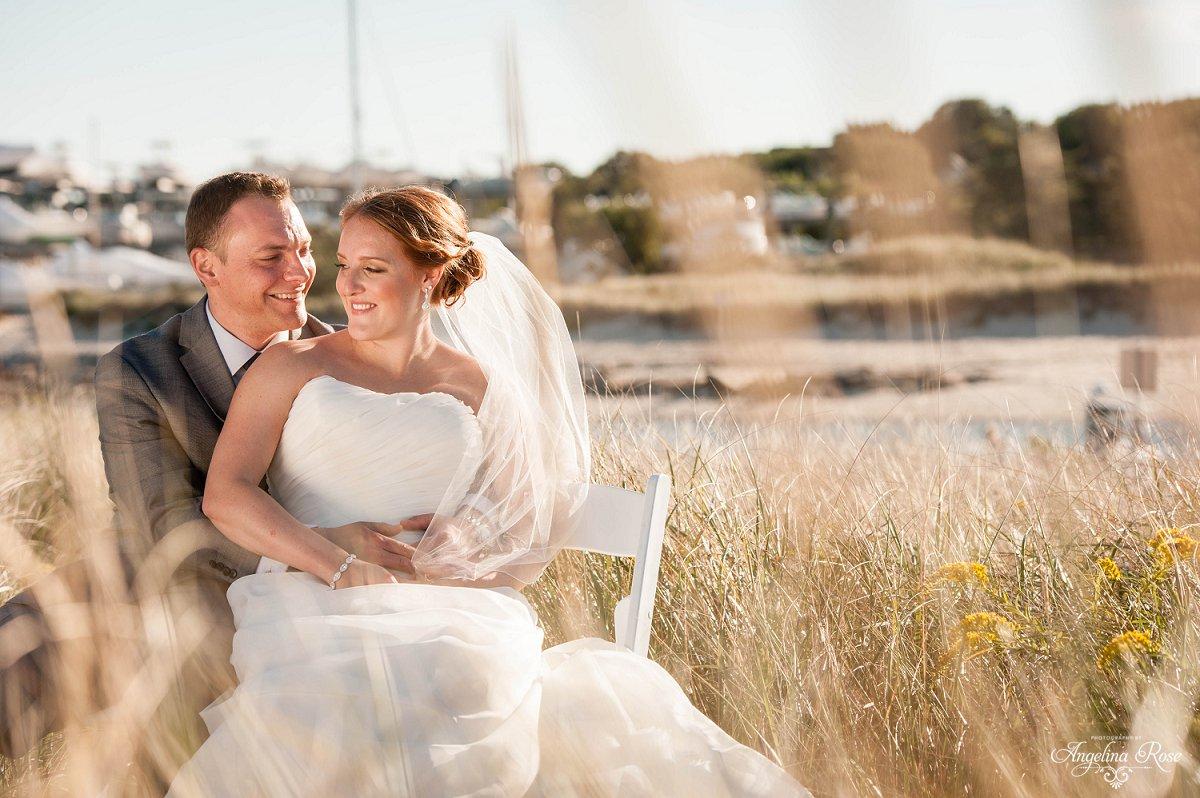 Cape Cod Wedding Photography: Cape Cod Wedding: Alana And Wolf