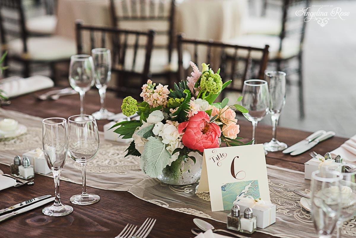 Angelina Rose 83 Blithewold Wedding: Derick and Aislinn