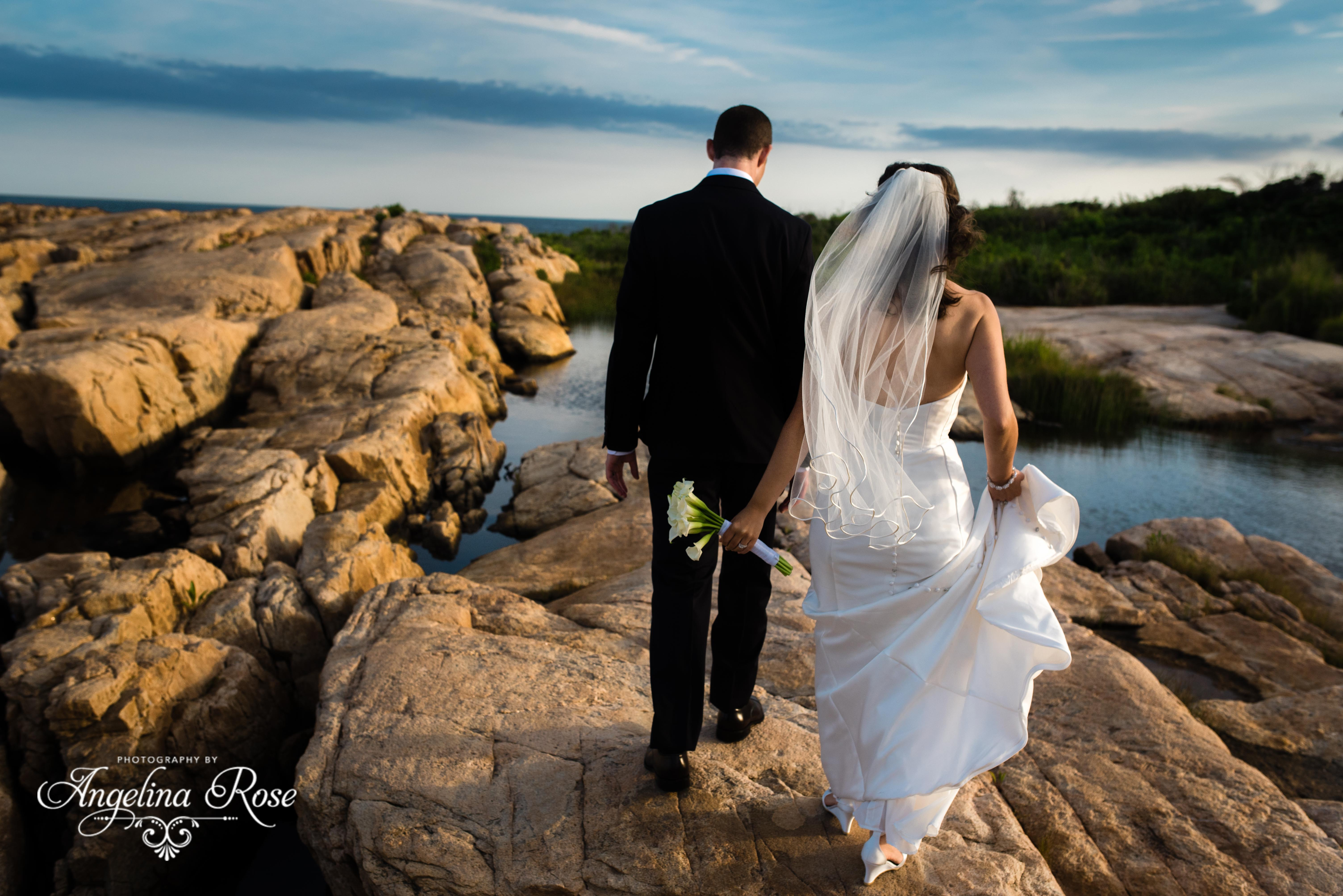 Narraganset Beach Club Wedding Stephanie And Bryce Artistic Rhode Island Photography