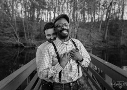 Rhode Island Gay wedding photographer