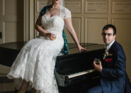 Harvard Club Wedding Boston MA