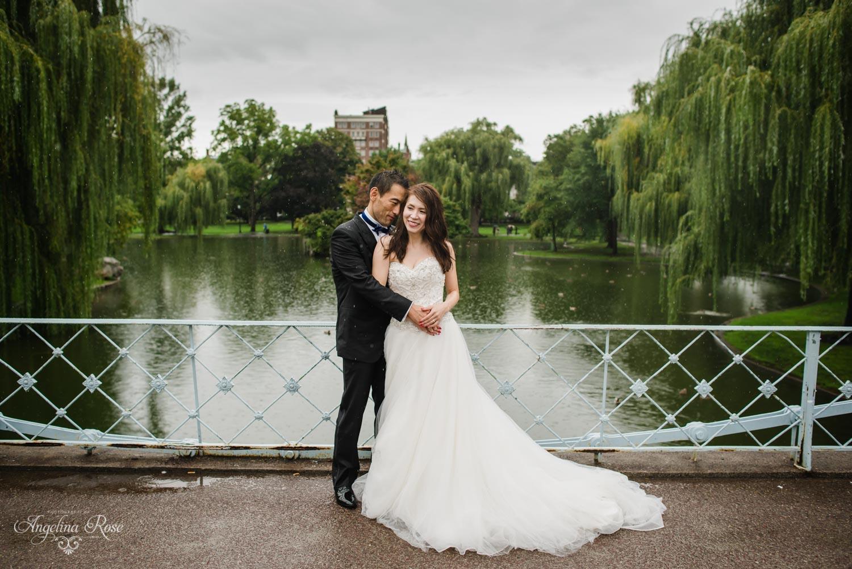 Boston College Chapel Wedding Ma Noriko And Shuji Artistic Photographer Angelina Rose Photography